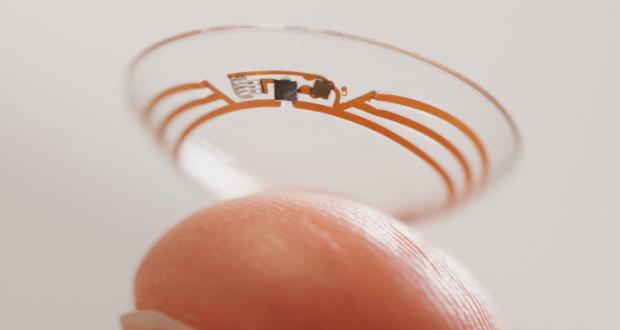 Google vyvíjí kontaktní čočky pro diabetiky