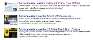 Výsledky vyhledávání Seznam.cz - Ochrana osob