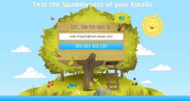 Otestujte svůj newsletter, zda nebude považován za SPAM, ještě než ho odešlete!